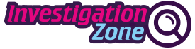 Investigation Zone logo